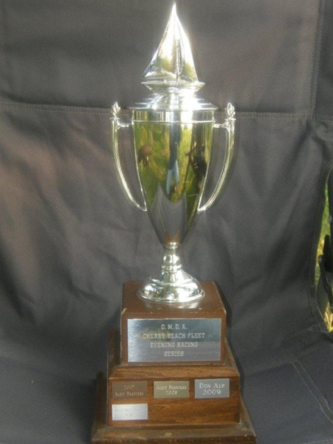 Photo: Cherry Beach Challenge Trophy