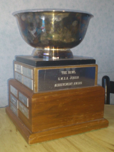 Photo: Junior Achievement Trophy