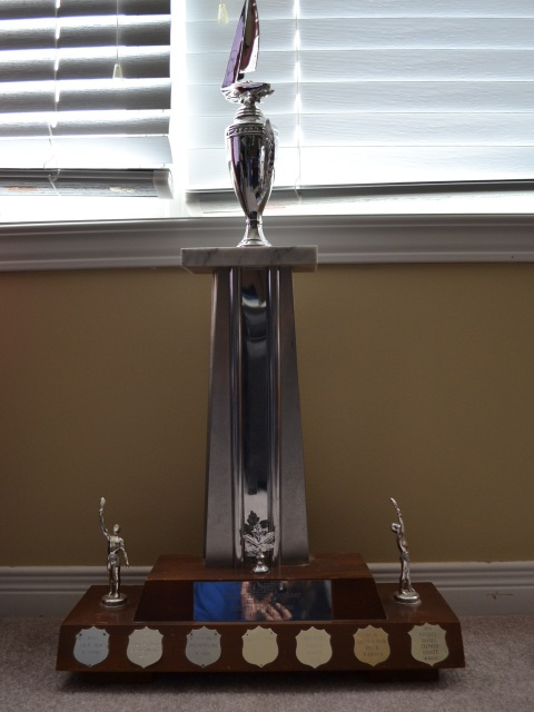 Photo: Junior Ontario Championship Trophy